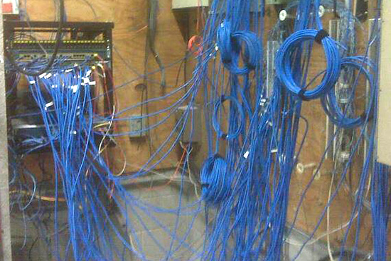 Strange Organized Cabling Is Better Cabling Avoid Server Room Spaghetti Wiring Digital Resources Funapmognl