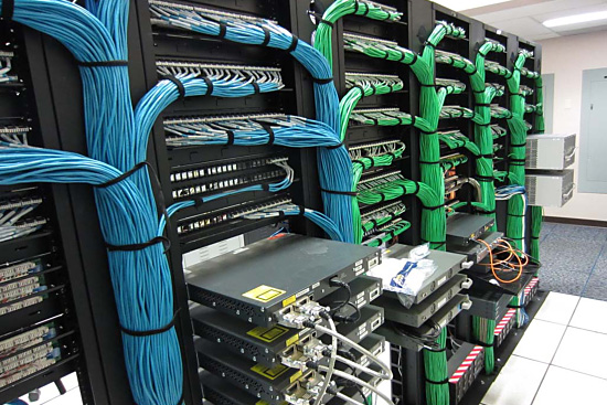Organized Cabling is Better Cabling: Avoid Server Room Spaghetti ...