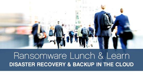 ransomware backup cloud