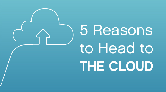 5 reasons small business cloud