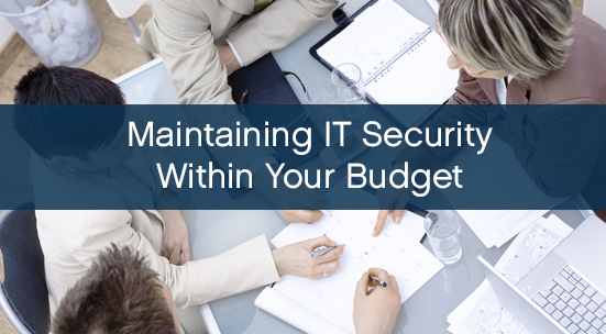 IT Security budget Grand Rapids