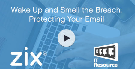 Zix email security webinar