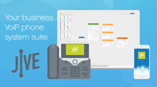 Jive Business Phone System