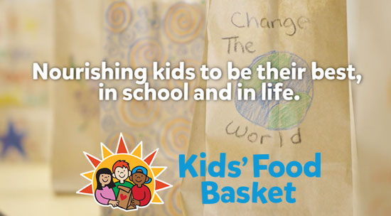 IT Consultant Grand Rapids partners with Kids Food Basket in Grand Rapids and Muskegon