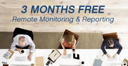 Remote Monitoring and Reporting Grand Rapids and Muskegon