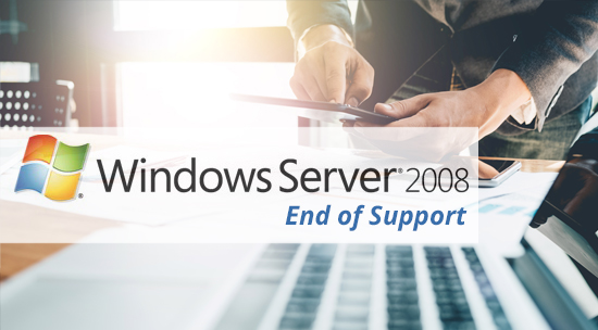 Windows Server 2008 End of Support Grand Rapids, Muskegon, Holland, Kalamazoo