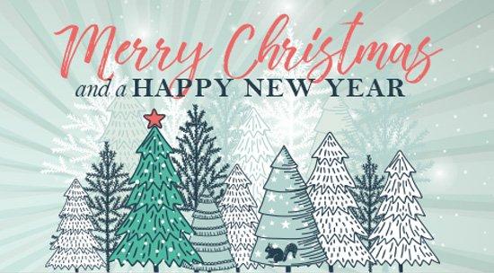Happy holidays, Muskegon IT Provider