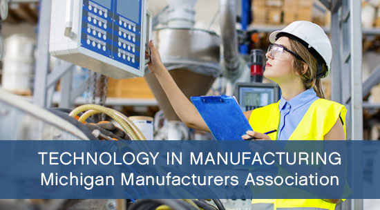 Technology in Manufacturing :: Michigan Information Technology Provider