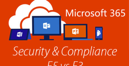 Microsoft 365 E5 vs E3 Security & Compliance