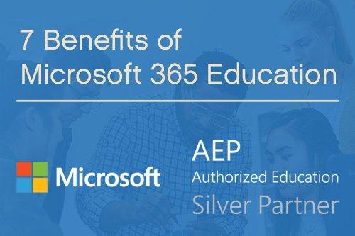 Microsoft 365 Education, AEP Authorized Education Partner