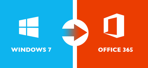Windows 7 Support is Ending :: Migrate to Office 365 Today