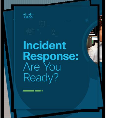 Cisco Incident Response E-book
