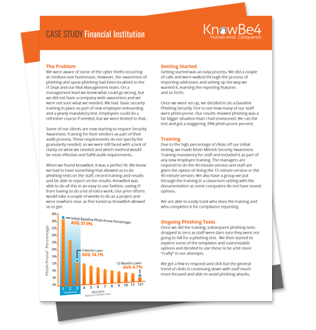knowbe4-case-study-financial-institution