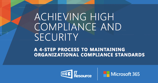 IT Compliance and Security