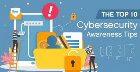 Cybersecurity awareness tips