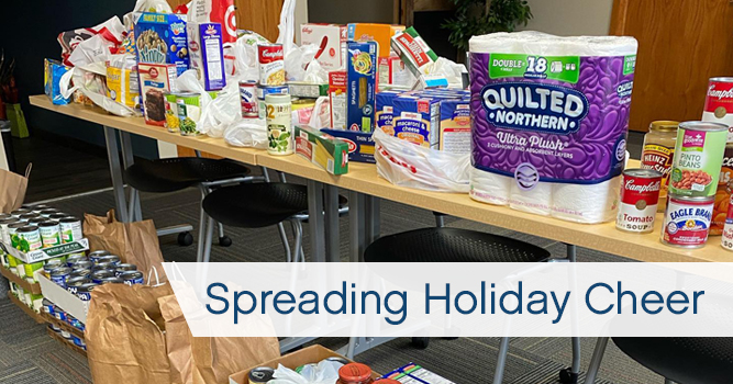 Coopersville Cares Donations