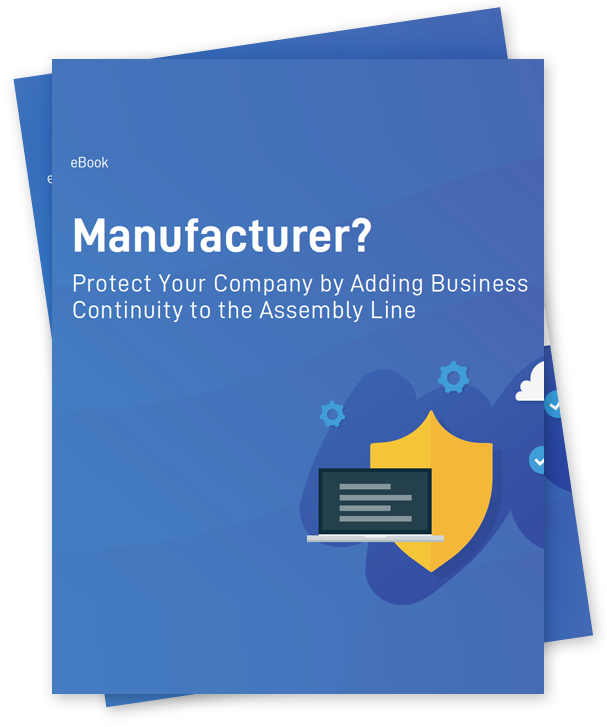 Business Contnuity in Manufacturing