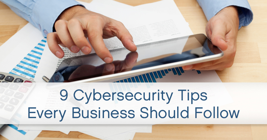 Cybersecurity tips for every business
