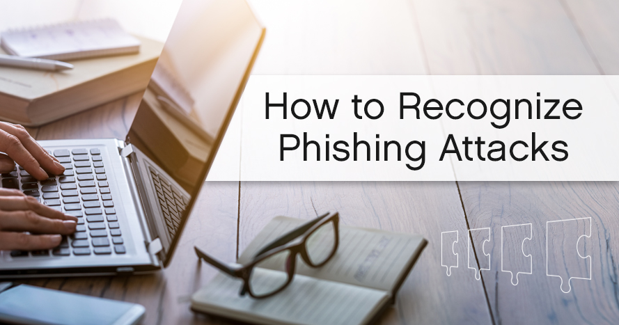 Phishing attack and working from home