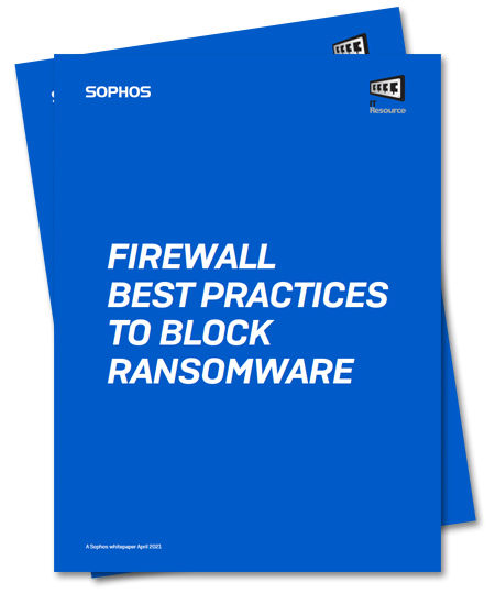 Firewall to block ransomware