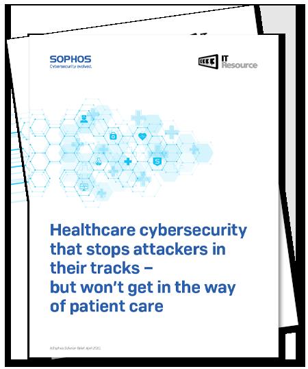 Healthcare cybersecurity e-book