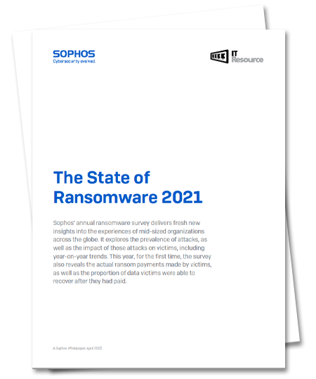 Ransomeware 2021 ebook